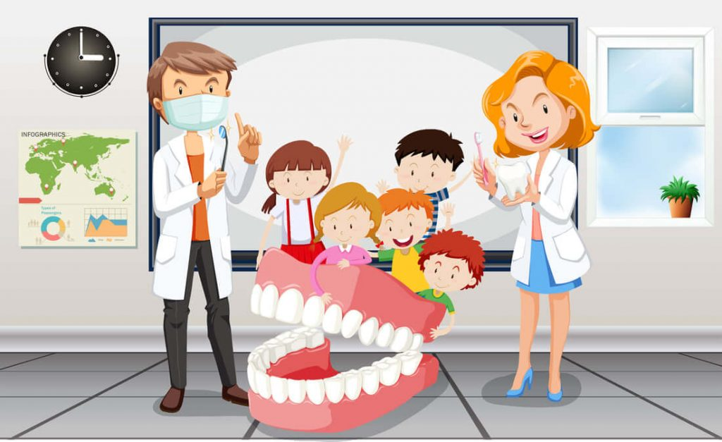 aking Your Kids To The Dentist